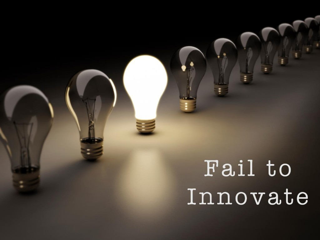 Why is Innovation hard to understand?