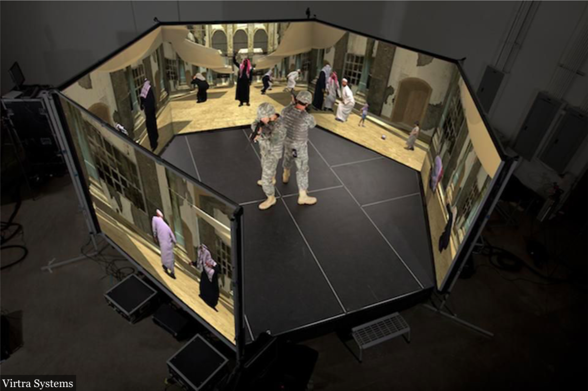 Hyperrealism in VR – restriction needed?